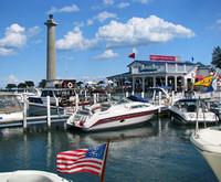 Perry's Monument: Put-in-Bay, Ohio