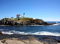 "Cape Neddick ""Nubble"" Lighthouse"