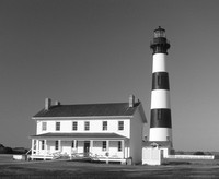 Bodie Island Lighthouse-Outer Banks, North Carolina