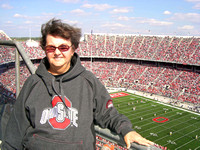 Monnie-in Ohio Stadium