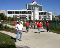 Jack-south end of Ohio Stadium