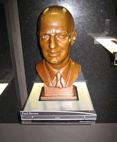 Paul Brown: founder and head coach of Cleveland Browns and Cincinnati Bengals