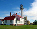 Whitefish Point Light-Mi.-Photo of the Day-ScenicUSA.net