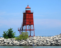 Racine North Breakwater Light