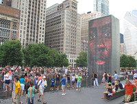 The Crown Fountain