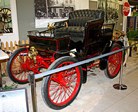 "1900 Model ""B"" Carriage"